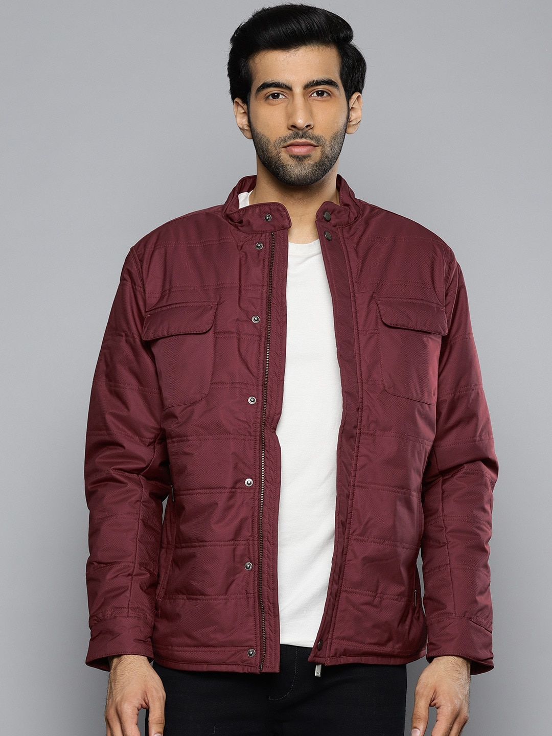 a9a7c7bfc81 Louis Philippe Jackets - Buy Louis Philippe Jacket Online