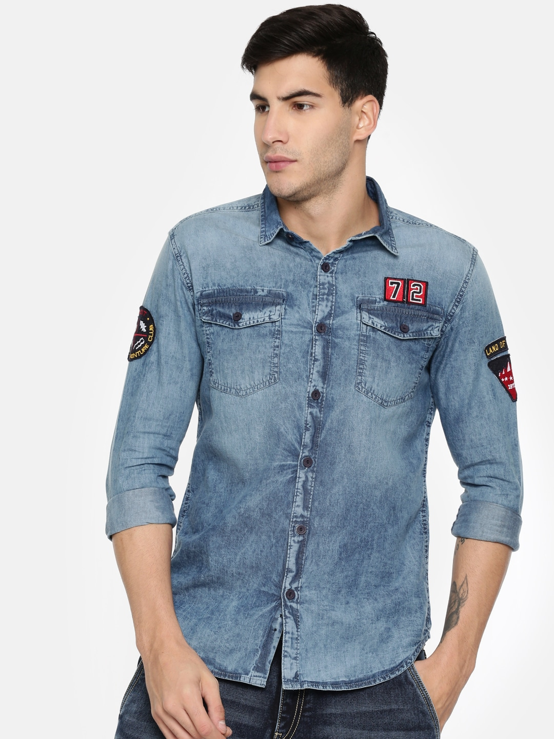 56681a5d36 Denim - Buy Denim Clothing for Men