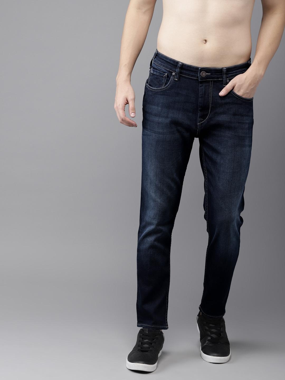 Jeans Helpful Jack And Jones Core Jeans 34 Waist 32 Leg Excellent Condition Indigo Blue Convenience Goods
