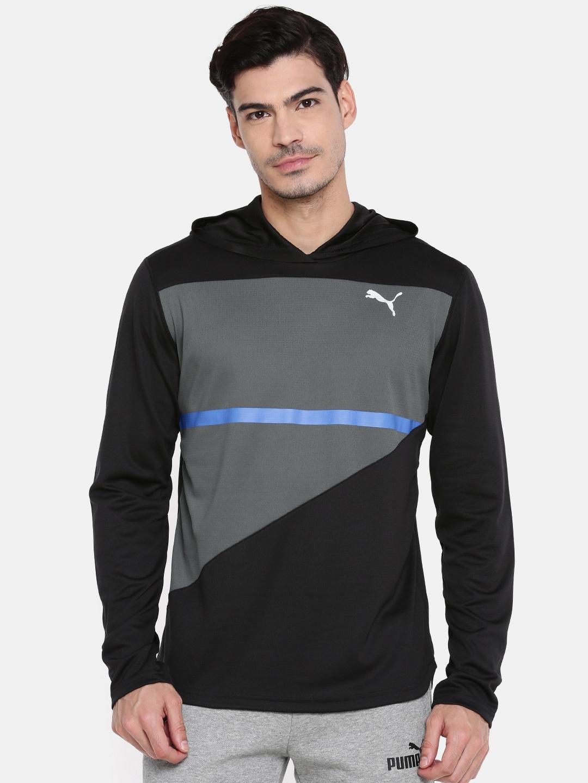 10d3e9c2e25 Puma Tshirt Track Pants Trousers Sweaters - Buy Puma Tshirt Track Pants  Trousers Sweaters online in India