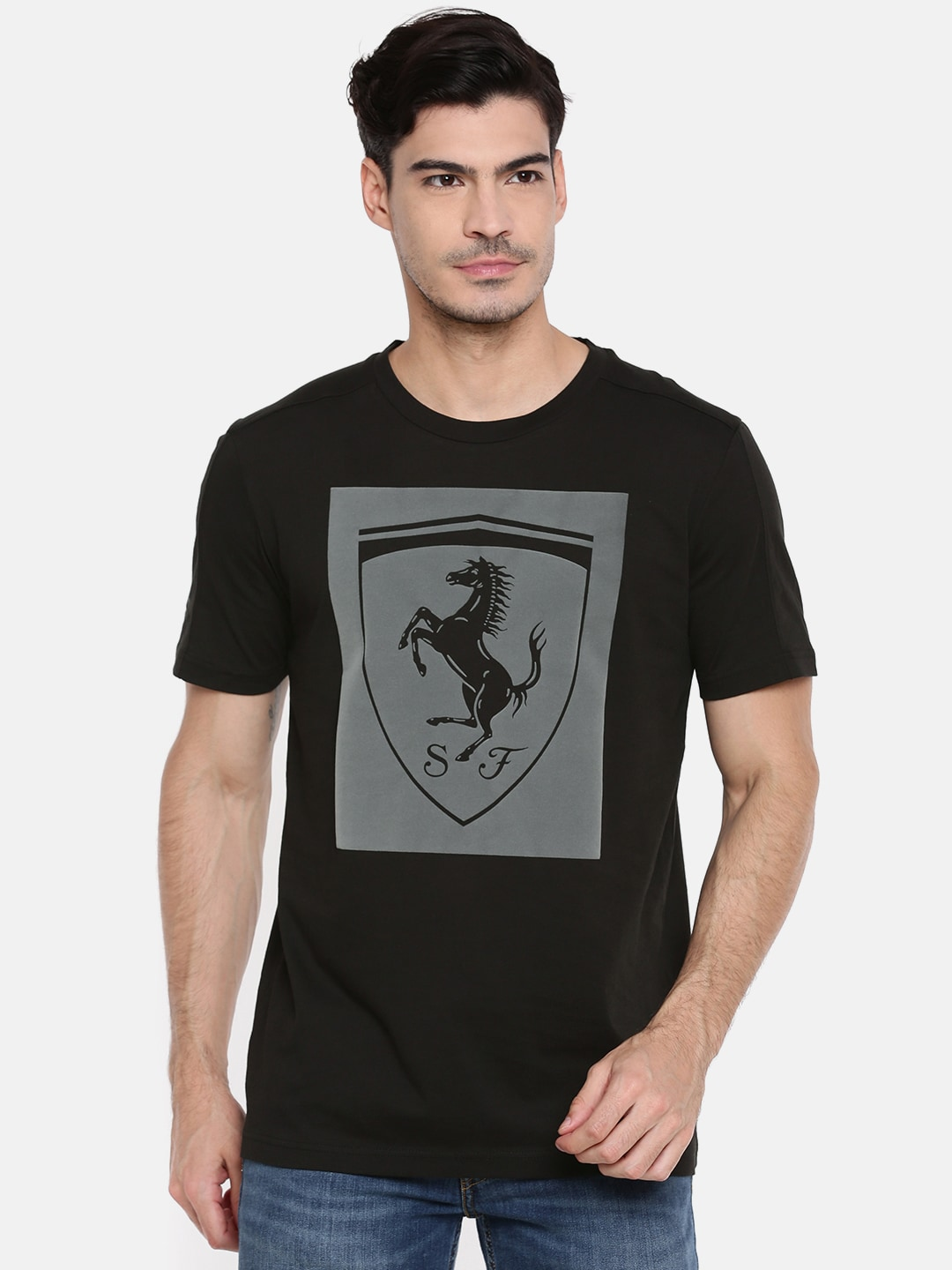 Puma T shirts - Buy Puma T Shirts For Men   Women Online in India dbfb7cc360