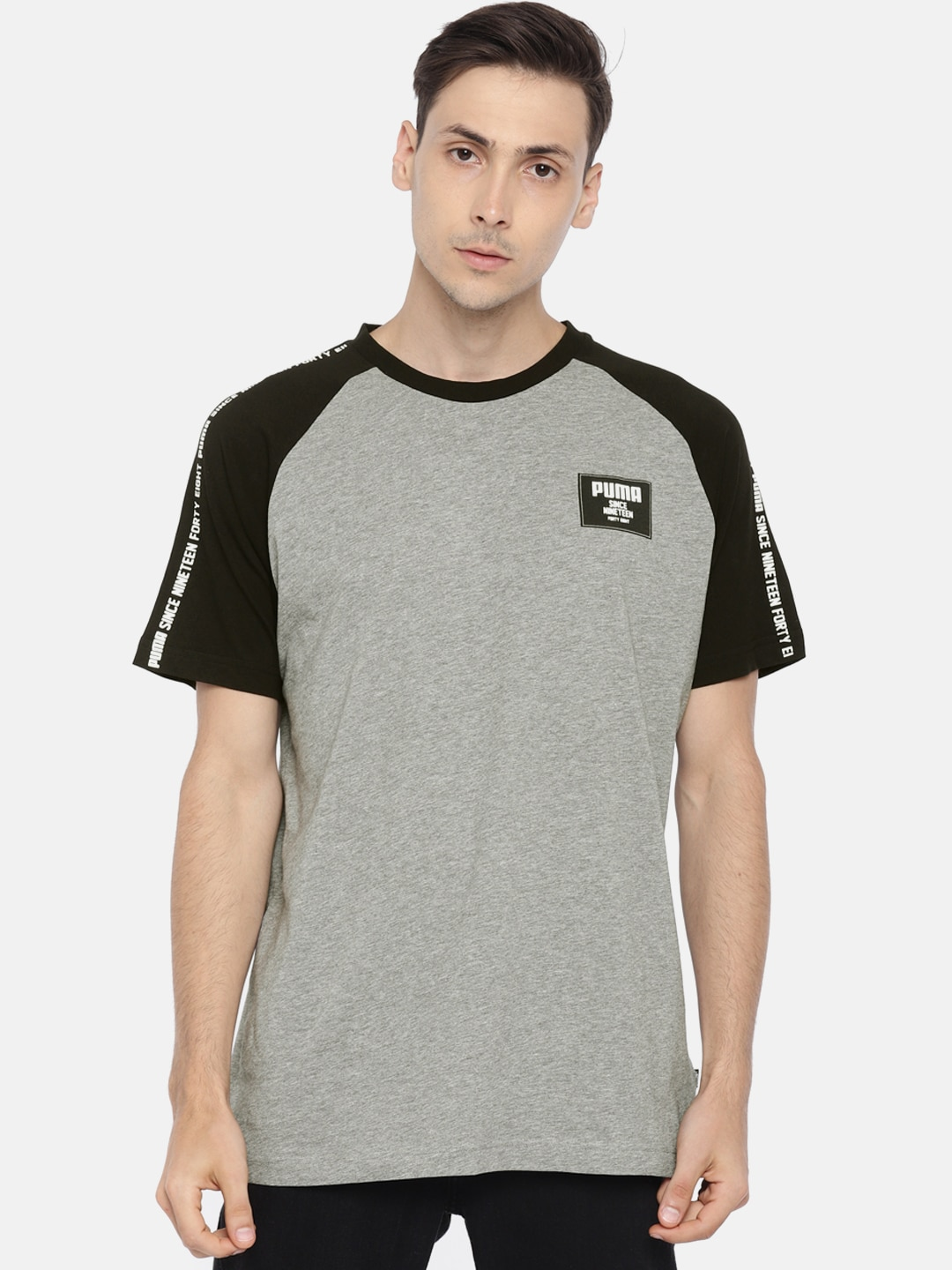 be0cfb5691f2 Puma T shirts - Buy Puma T Shirts For Men   Women Online in India