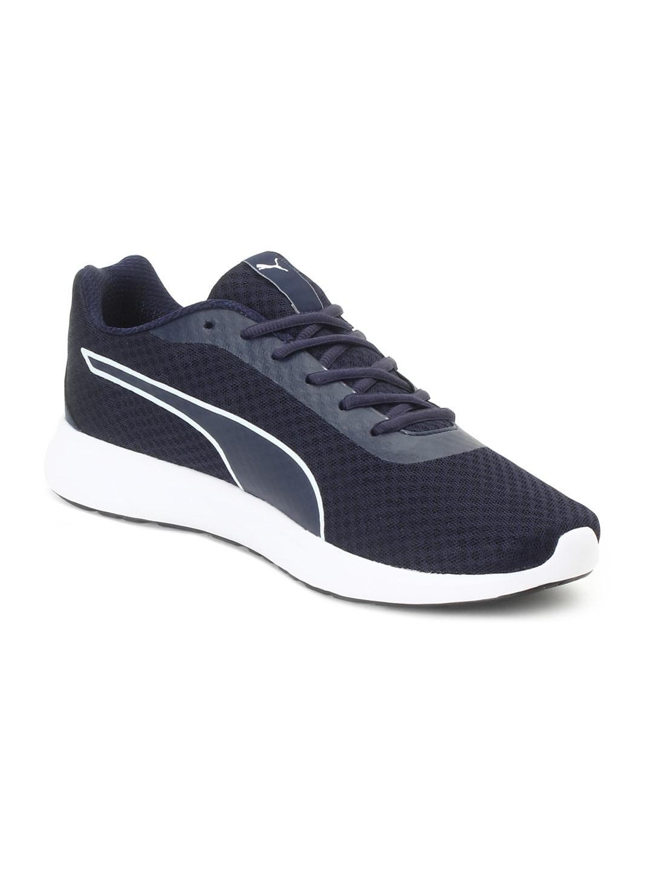 7b4a810a Puma Men Navy Blue Running Propel EL IDP Shoes