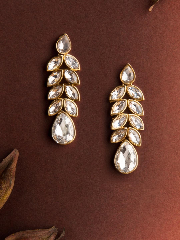 Drop Earrings - Buy Drop Earrings Online in India 60bf9f581741