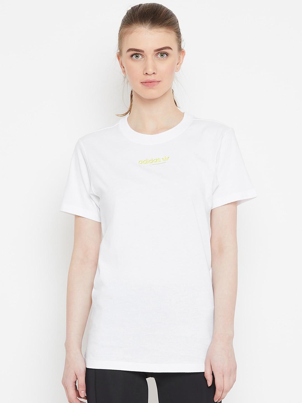 298865fef Adidas Originals Women Tshirts - Buy Adidas Originals Women Tshirts online  in India