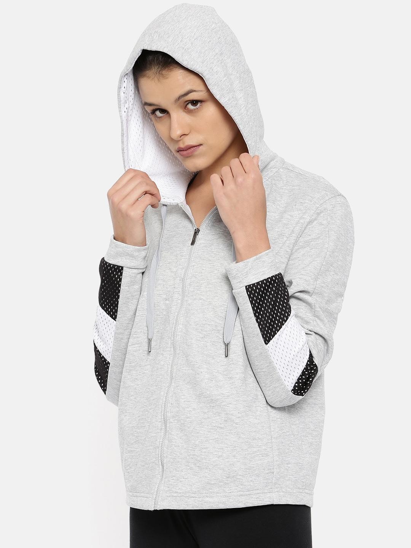 eSweatshirt Grey c A Puma Women 6gyYbf7v