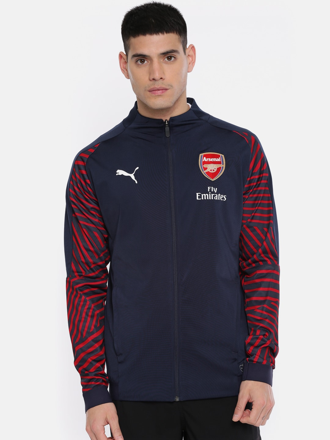 Puma Jacket Buy Original Puma Jackets Online In India Myntra