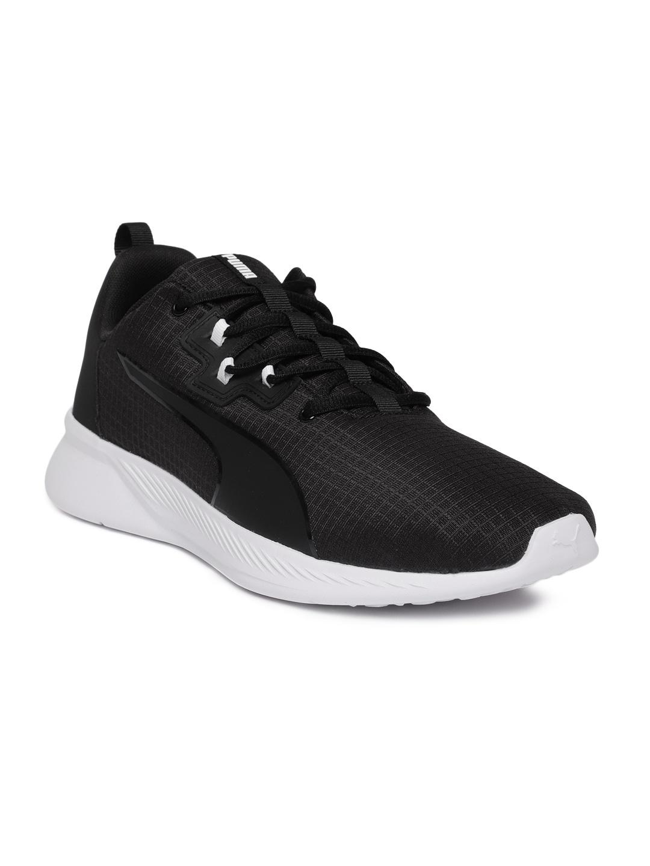 2c0e0371 Puma Men Black Tishatsu Runner Running Shoes