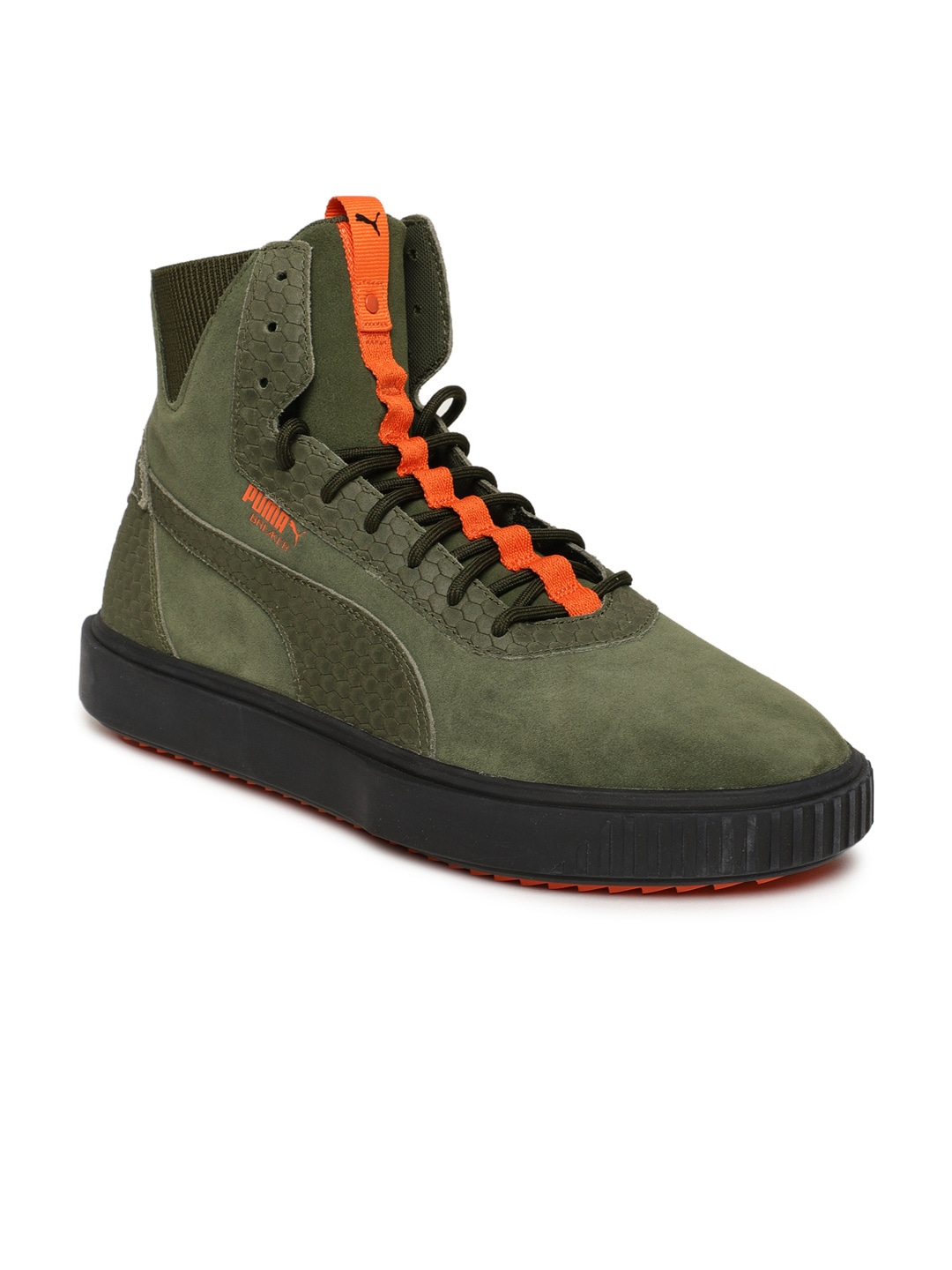 Puma High Top Shoes - Buy Puma High Top Shoes online in India 851c46b8b