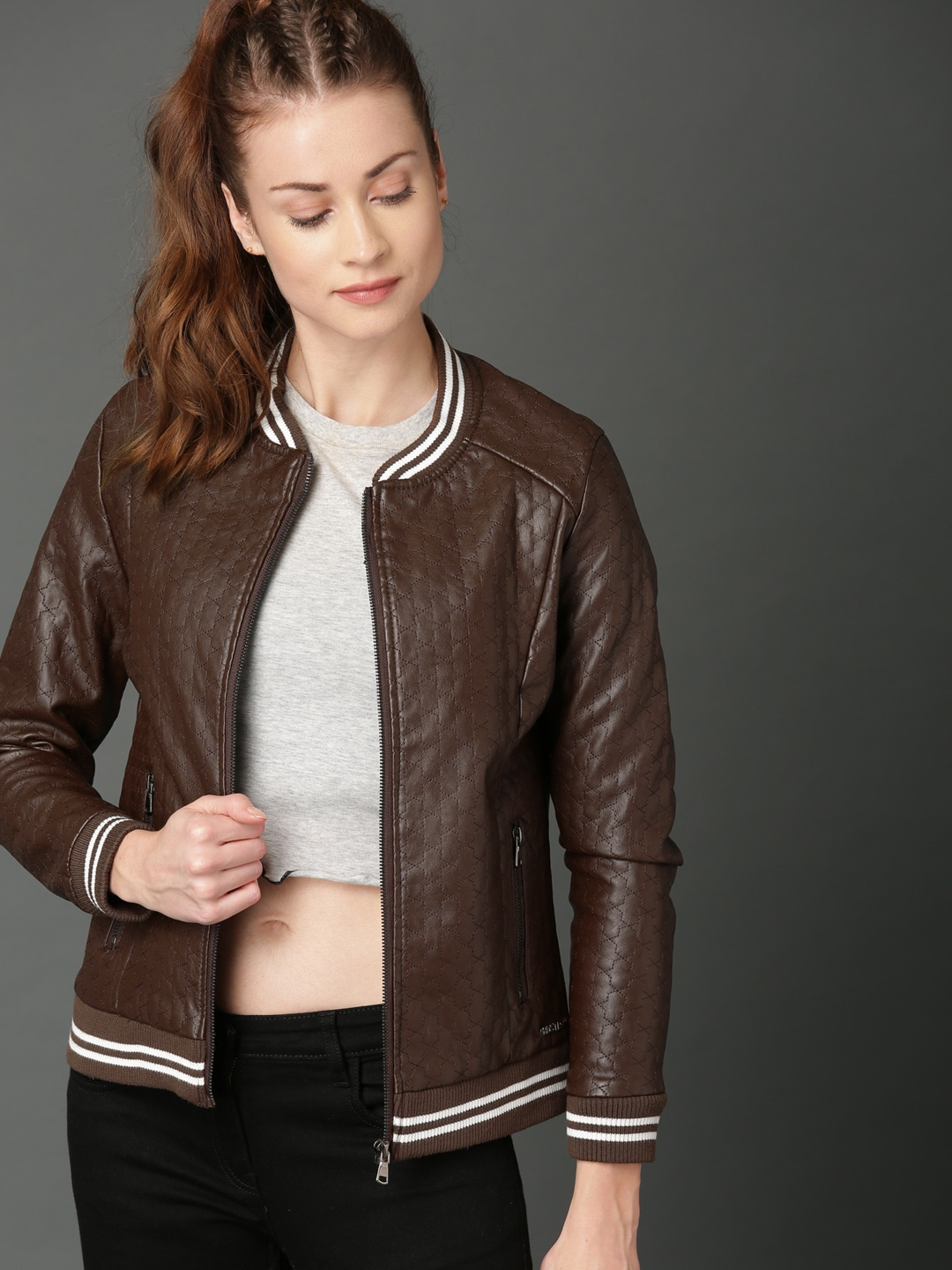 30de760e4b8 Jackets for Women - Buy Casual Leather Jackets for Women Online