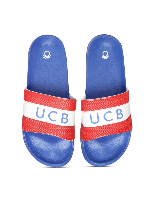 a1ceec080b642 Men United Colors Of Benetton Flip Flops - Buy Men United Colors Of Benetton  Flip Flops online in India