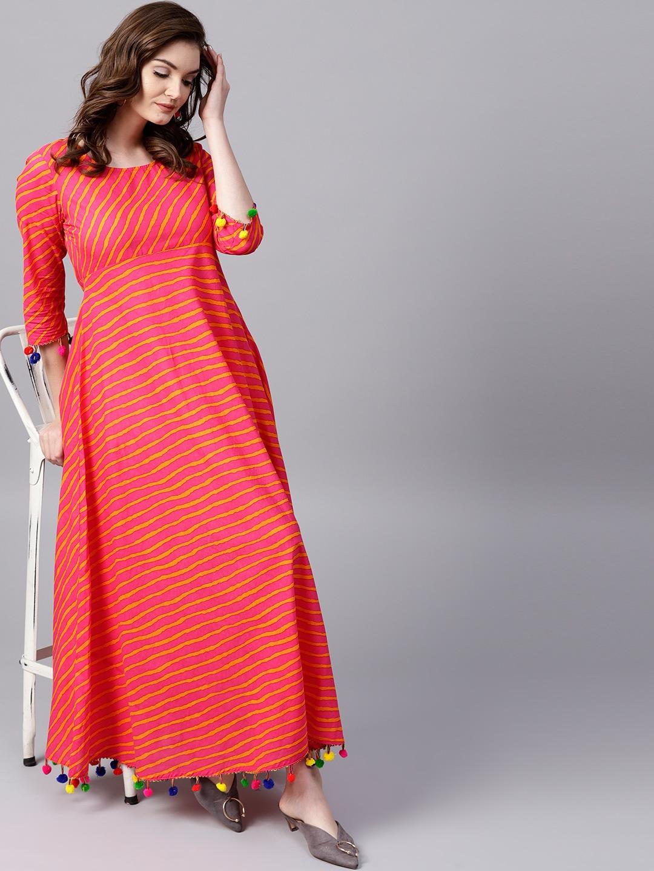 Long Dresses Buy Maxi For Women Online In India Upto 70 Off Dress Fashion Simpel Elegan Greyish Free Belt