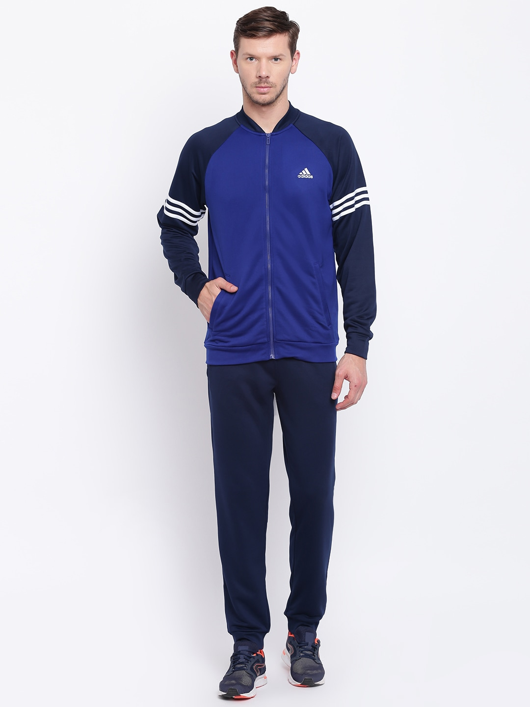 21dc94c17 Adidas Tracksuits Socks Bags - Buy Adidas Tracksuits Socks Bags online in  India