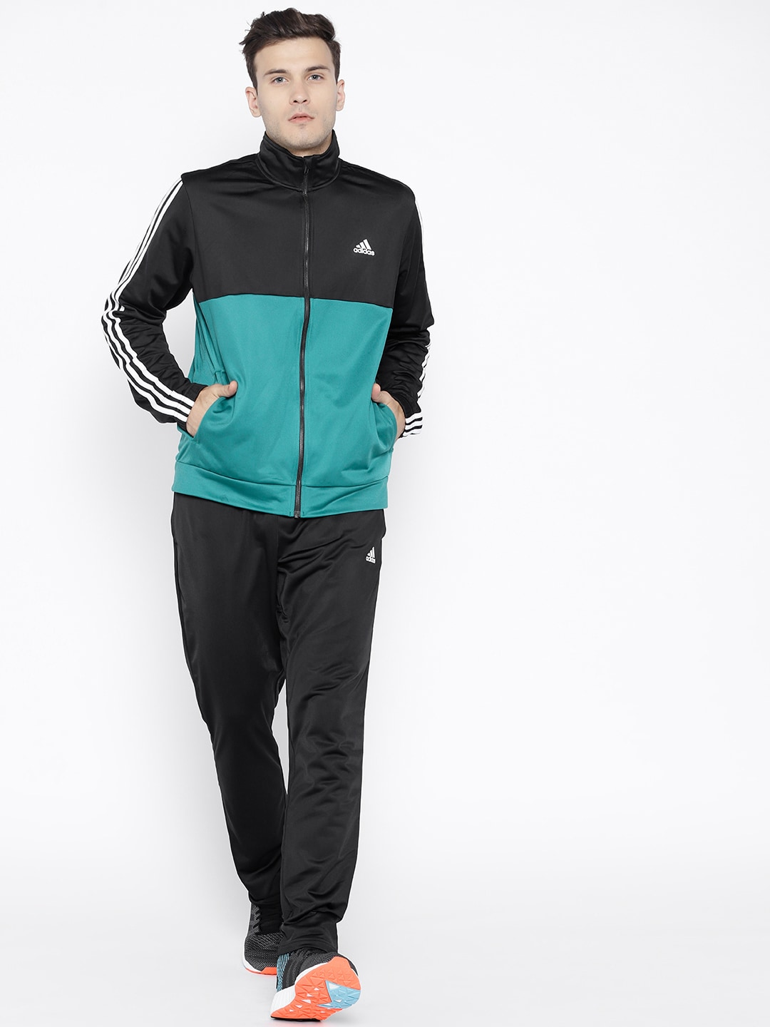 033fd8db30fd Adidas Tracksuits - Buy Adidas Tracksuits Online in India