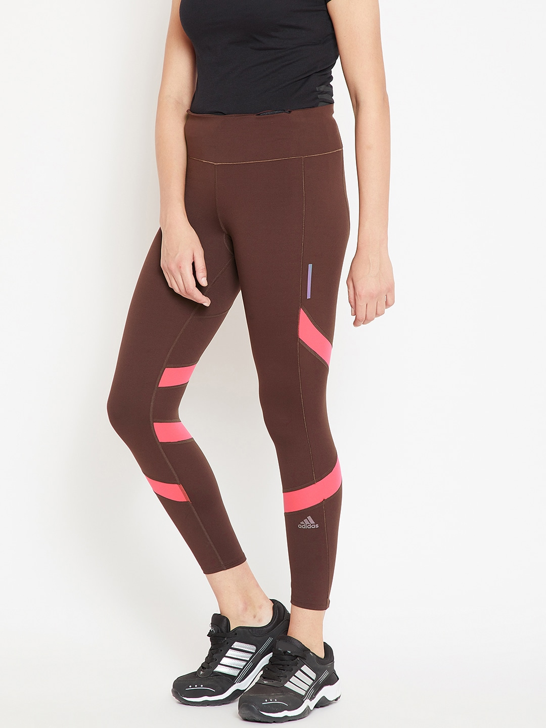 d3f1b9f124795 Adidas Species Watches Tights - Buy Adidas Species Watches Tights online in  India