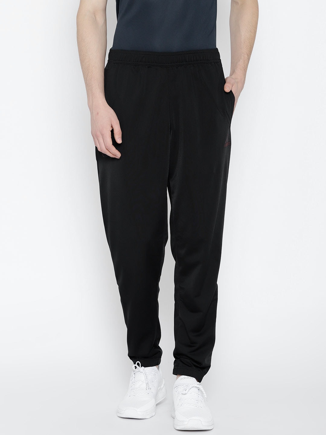 5f2d61a96ae3 Adidas Polyester Track Pants Trousers - Buy Adidas Polyester Track Pants  Trousers online in India