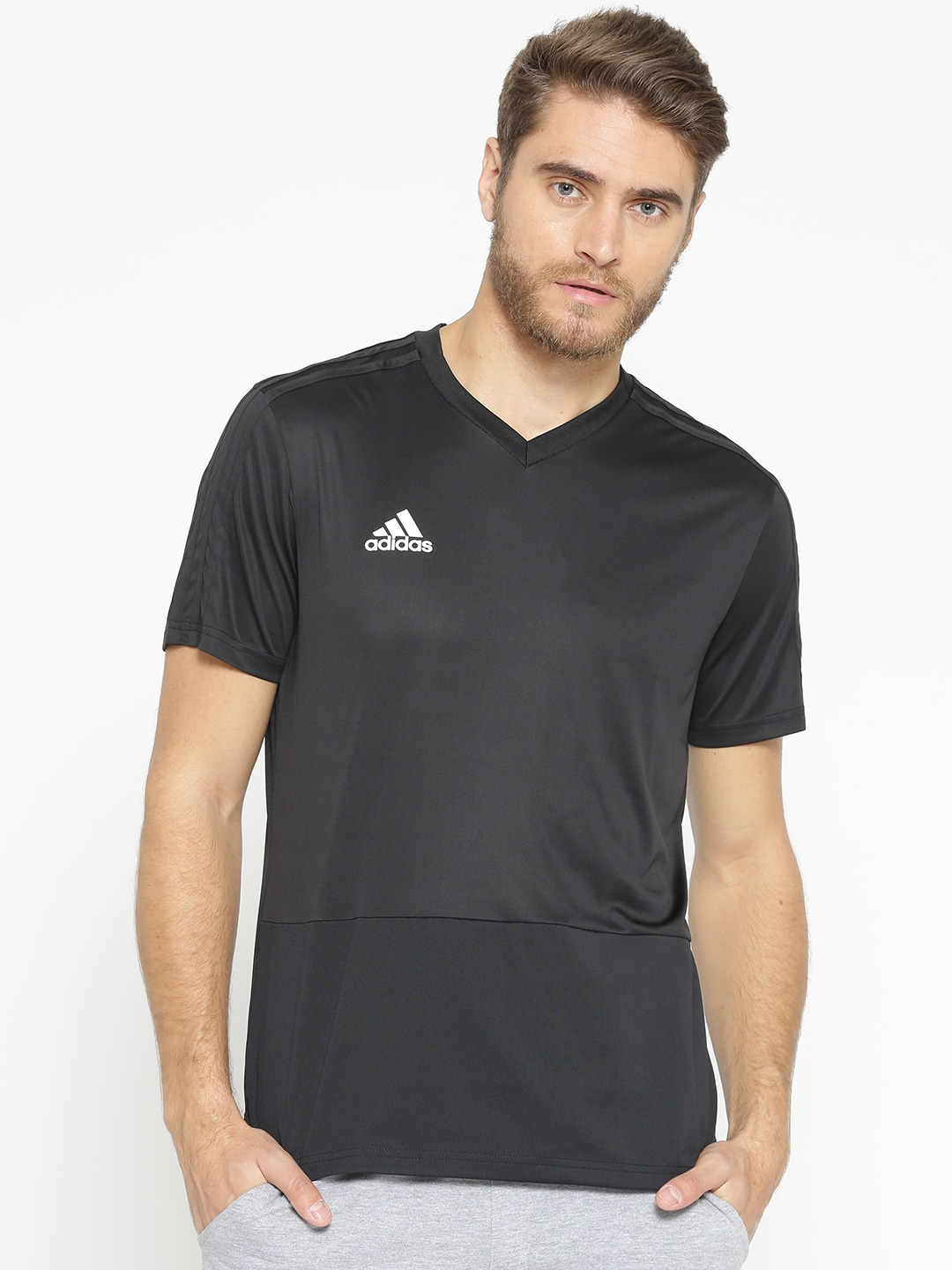 bf0001216cc136 Adidas T-Shirts - Buy Adidas Tshirts Online in India