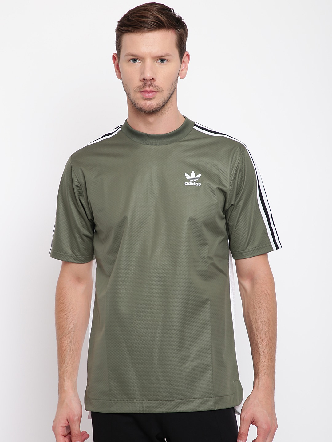 3349cc609d2 Adidas T-Shirts - Buy Adidas Tshirts Online in India