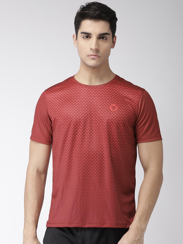 b974765fbc1 Sports T-shirts - Buy Mens Sports T-Shirt Online in India