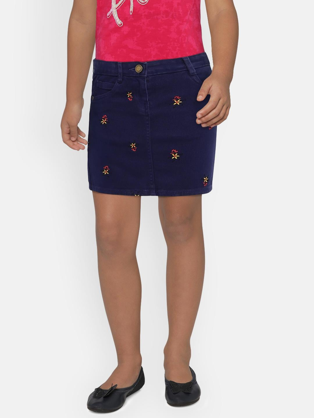 863935729a Girl s Skirts - Buy Skirts for Girls Online in India