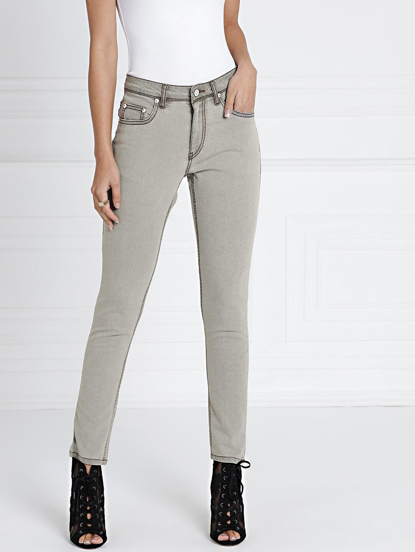 4c997616f37 Grey Denim Jeans Shrug - Buy Grey Denim Jeans Shrug online in India