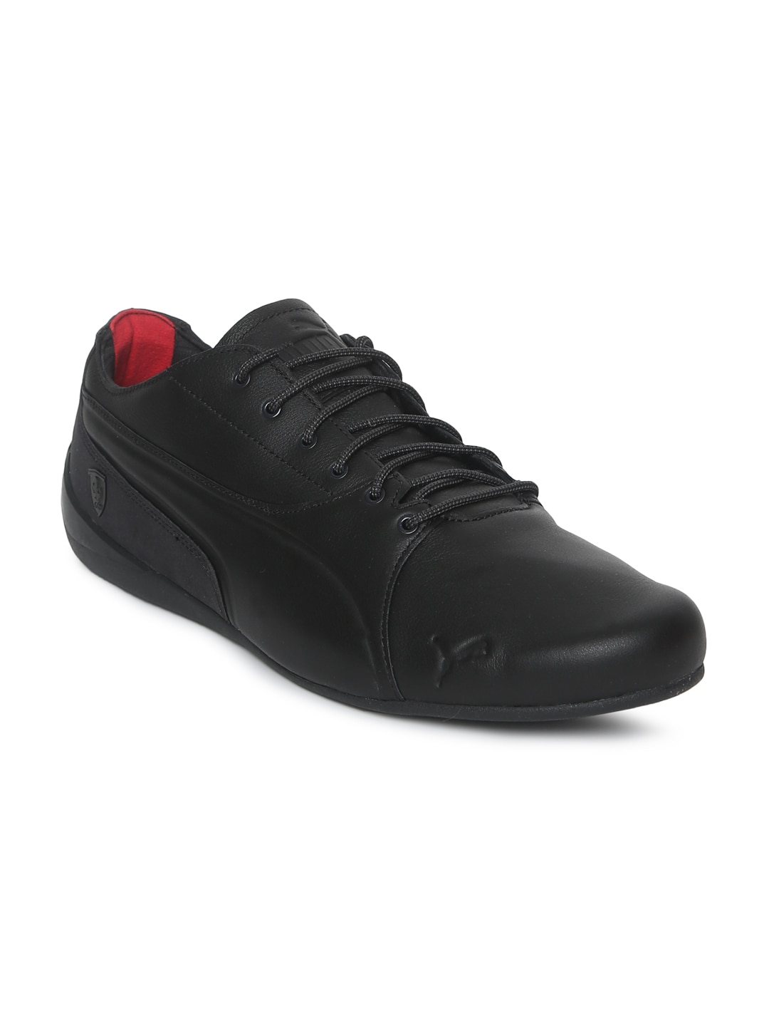 Puma Men Black Leather - Buy Puma Men Black Leather online in India 9ea157163