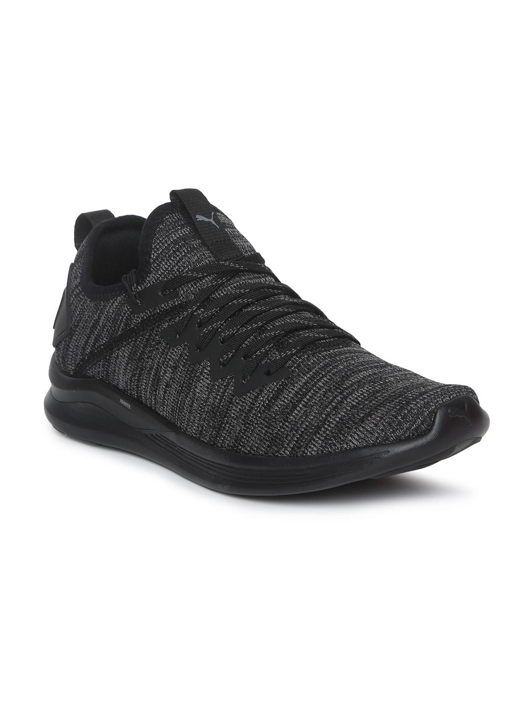 e46ce3df288 Puma Black Shoes - Buy Puma Black Shoes Online in India