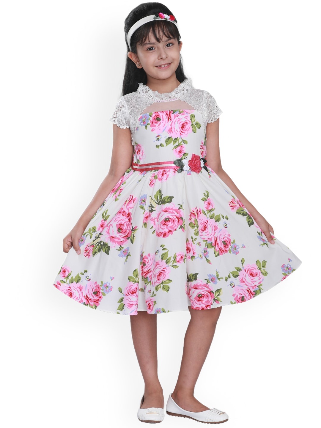 e579d8eeaec Girls Clothes - Buy Girls Clothing Online in India