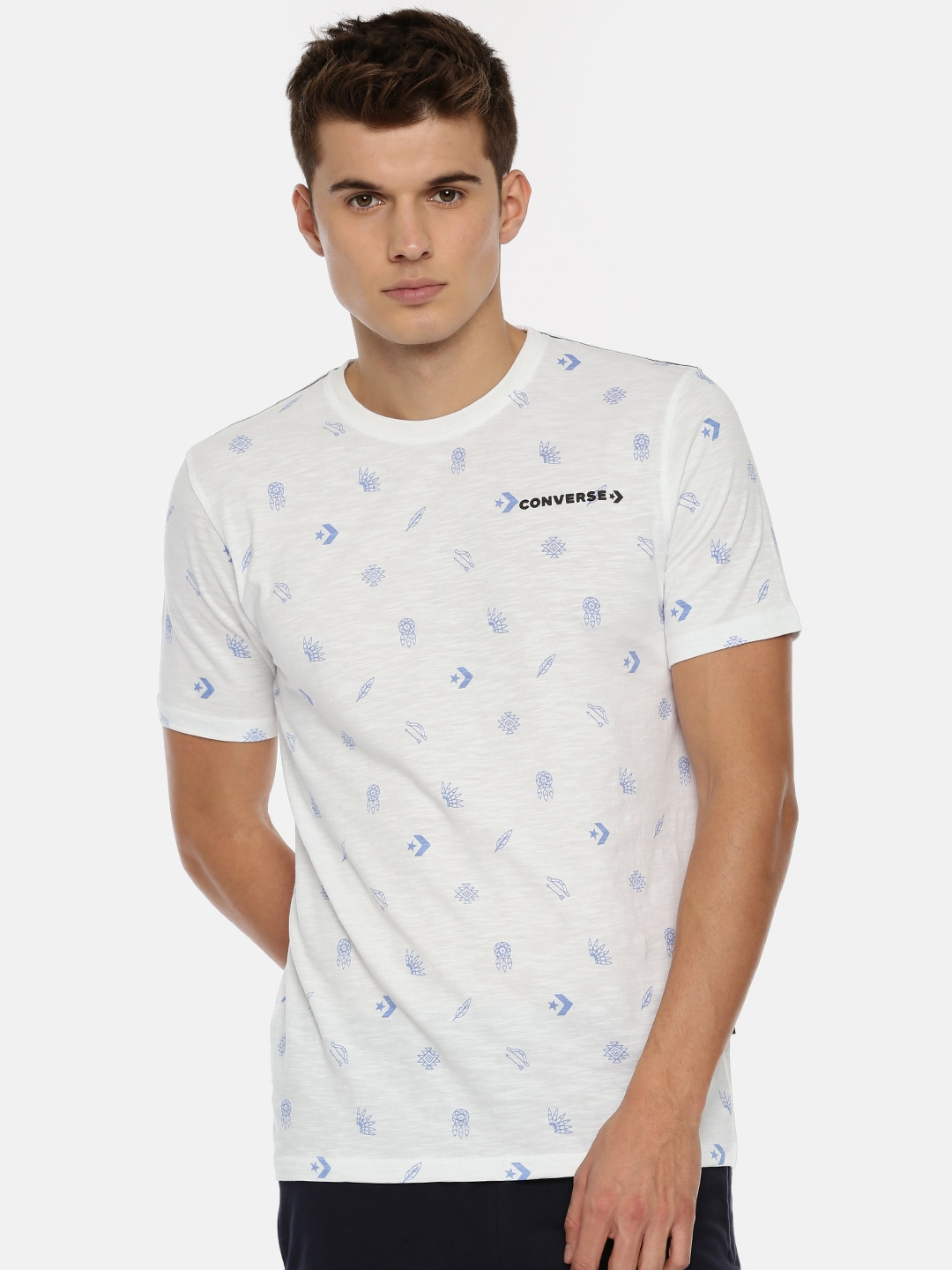 d91d97f08d12 Converse Polo Tshirts - Buy Converse Polo Tshirts online in India