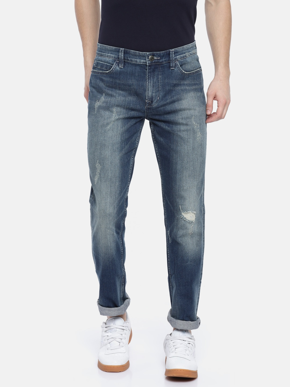 cf394f7324 Calvin Klein Denim Jeans Belts - Buy Calvin Klein Denim Jeans Belts online  in India
