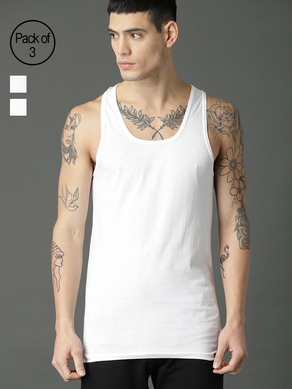 f536319865507f Vests For Men - Buy Mens Innerwear Vests Online - Myntra