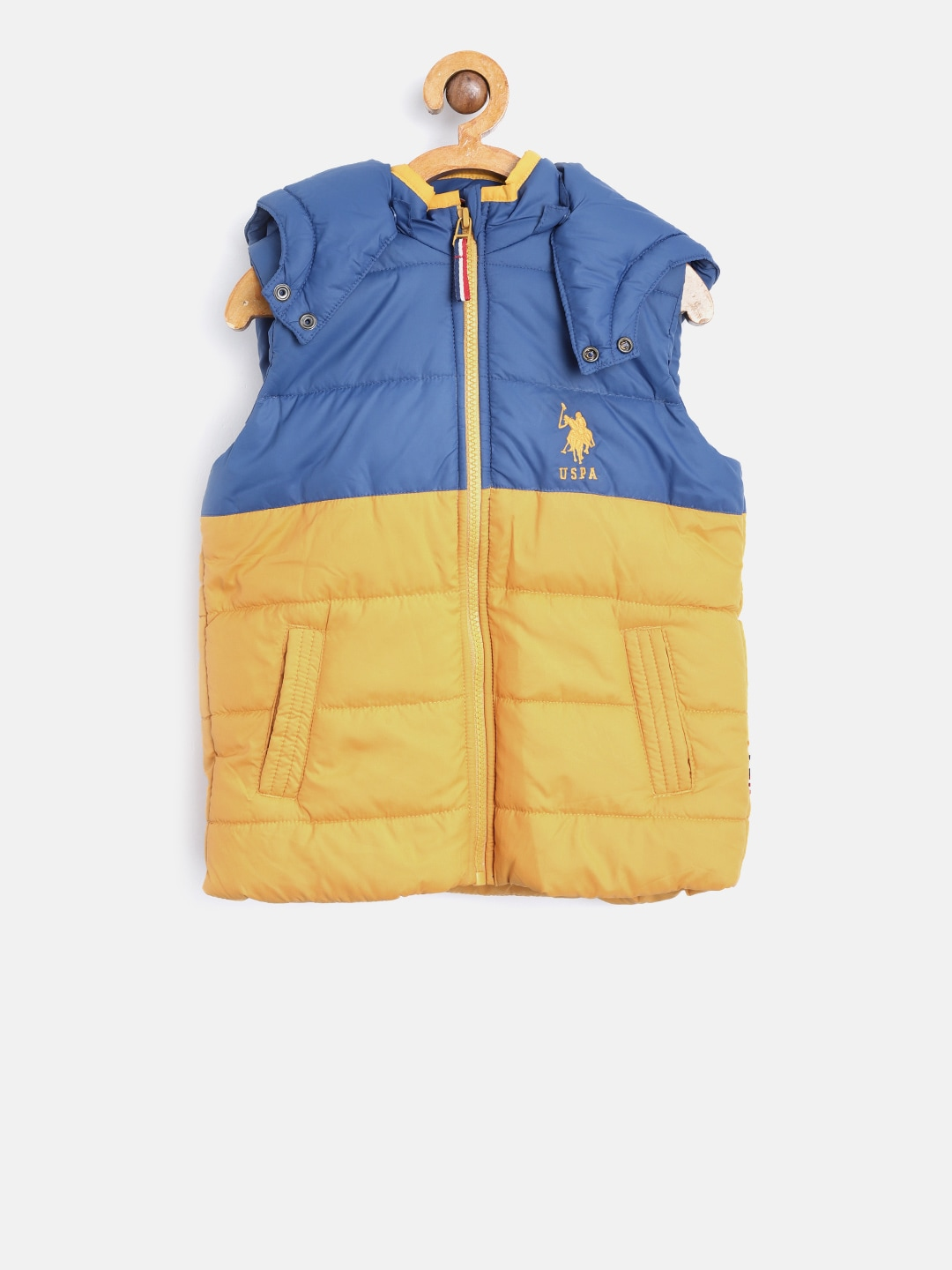 a99a676ec Us Polo Assn Kids Jackets - Buy Us Polo Assn Kids Jackets online in ...