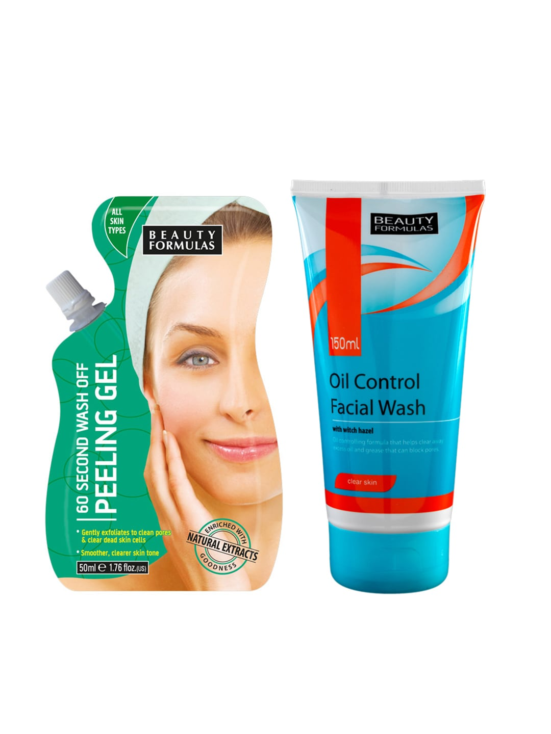 Men Personal Care Face Wash And Cleanser