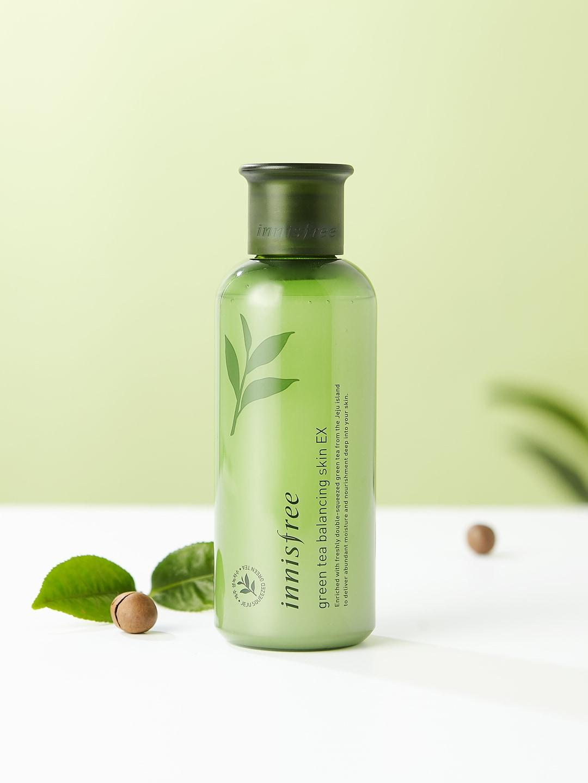 Innisfree Unisex Green Tea Balancing Skin Ex Toner 200 ml