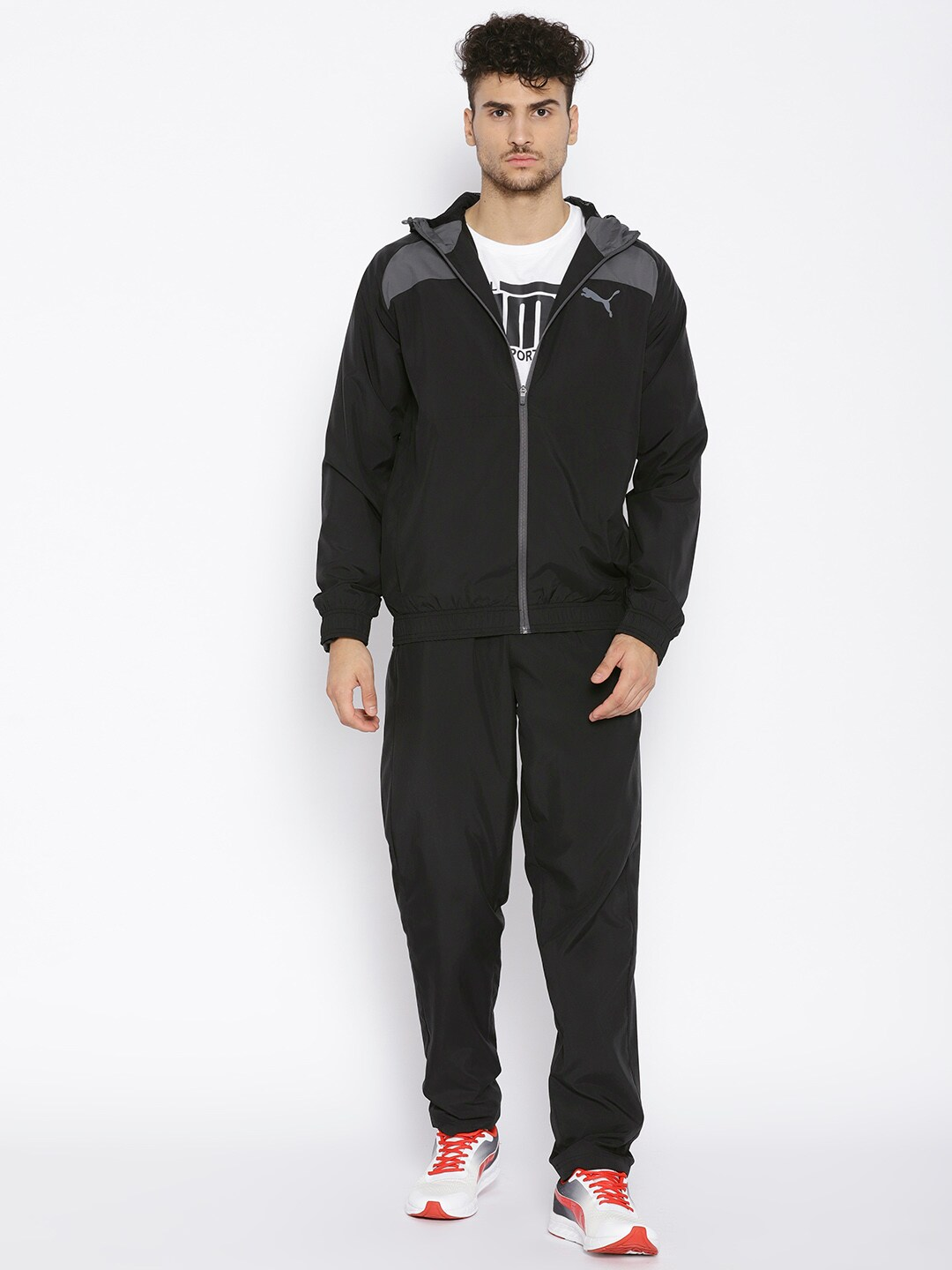 2be37d2bf340 Men s Puma Tracksuits - Buy Puma Tracksuits for Men Online in India