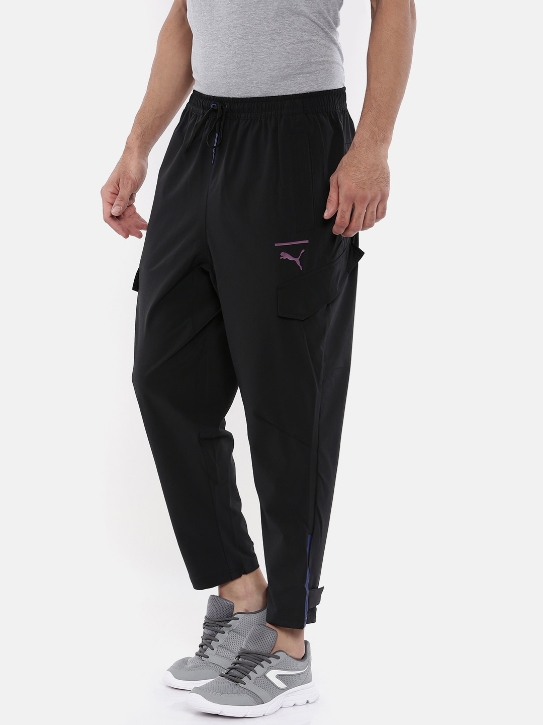 8616c2a787e6 Puma Wiper Tshirts Track Pants Pants - Buy Puma Wiper Tshirts Track Pants  Pants online in India