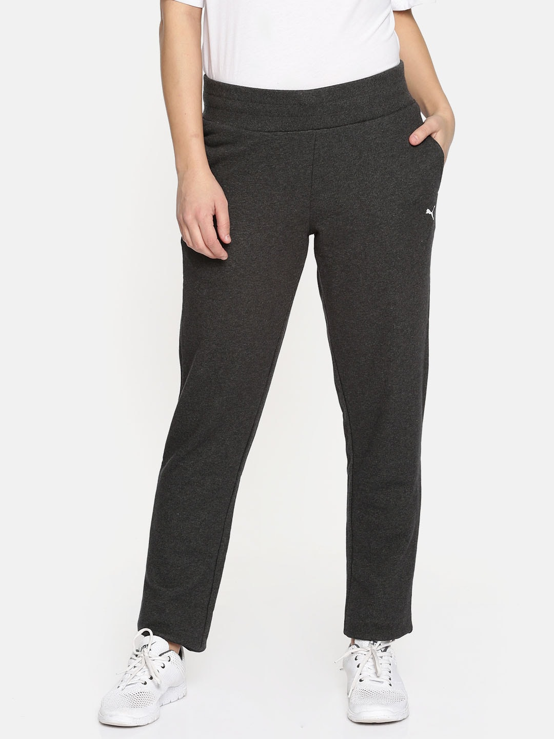 ffd861fb8a12 Puma Sports Women Apparel Track Pants Pants - Buy Puma Sports Women Apparel Track  Pants Pants online in India