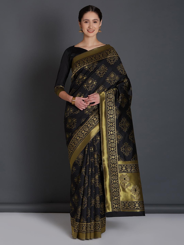 d023039a76540 Black Saree Blouse - Buy Black Saree Blouse online in India