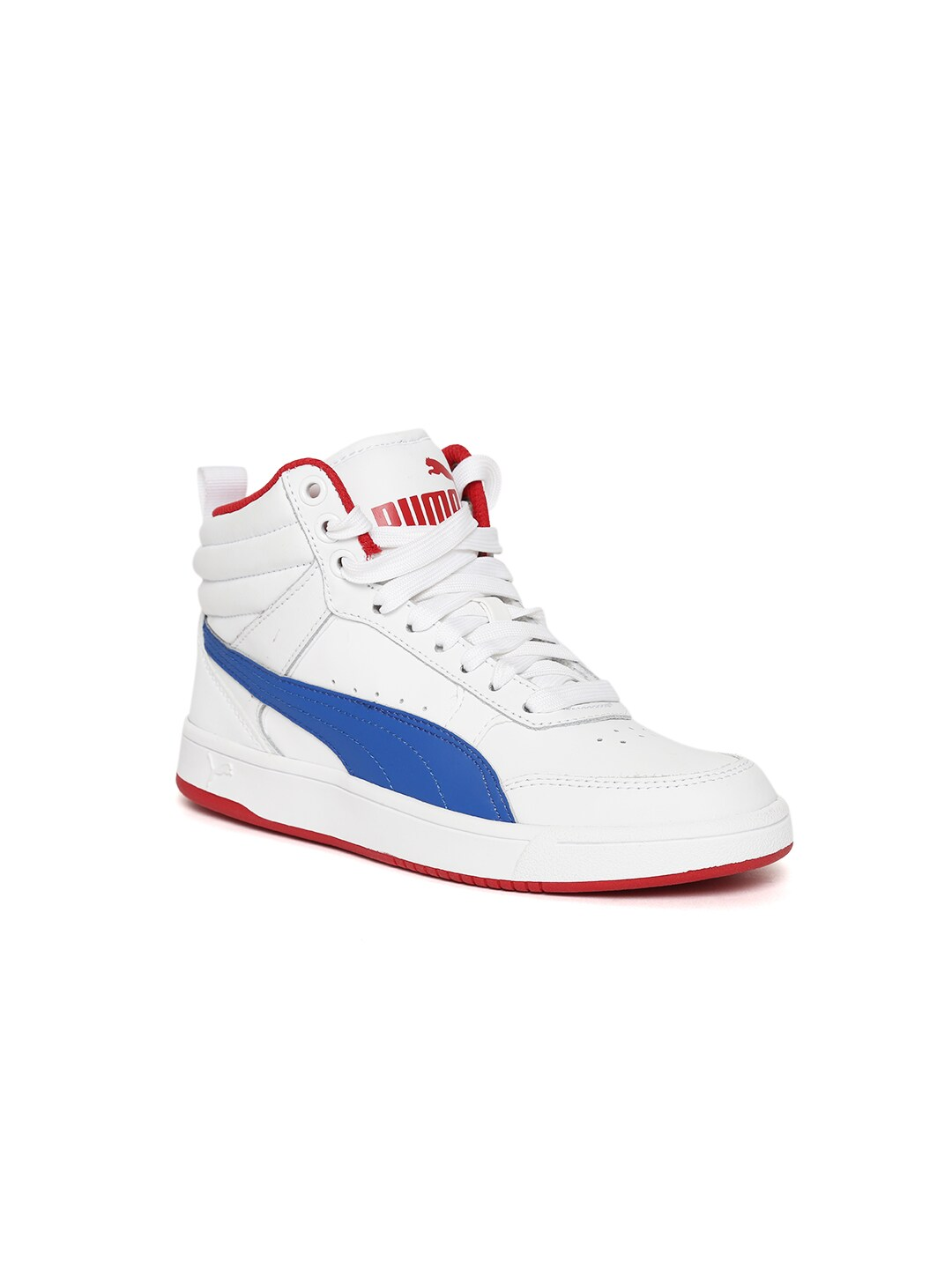 568c32fe602a Puma White And Green Casual Shoes - Buy Puma White And Green Casual Shoes  online in India