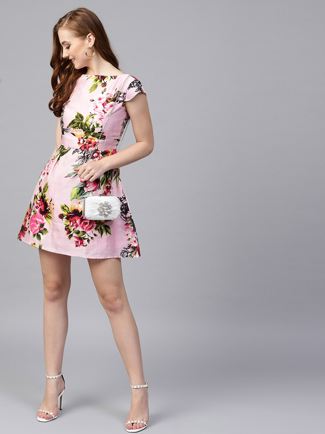 Floral Dresses - Buy Floral Print Dress Online in India  35e97ea3a