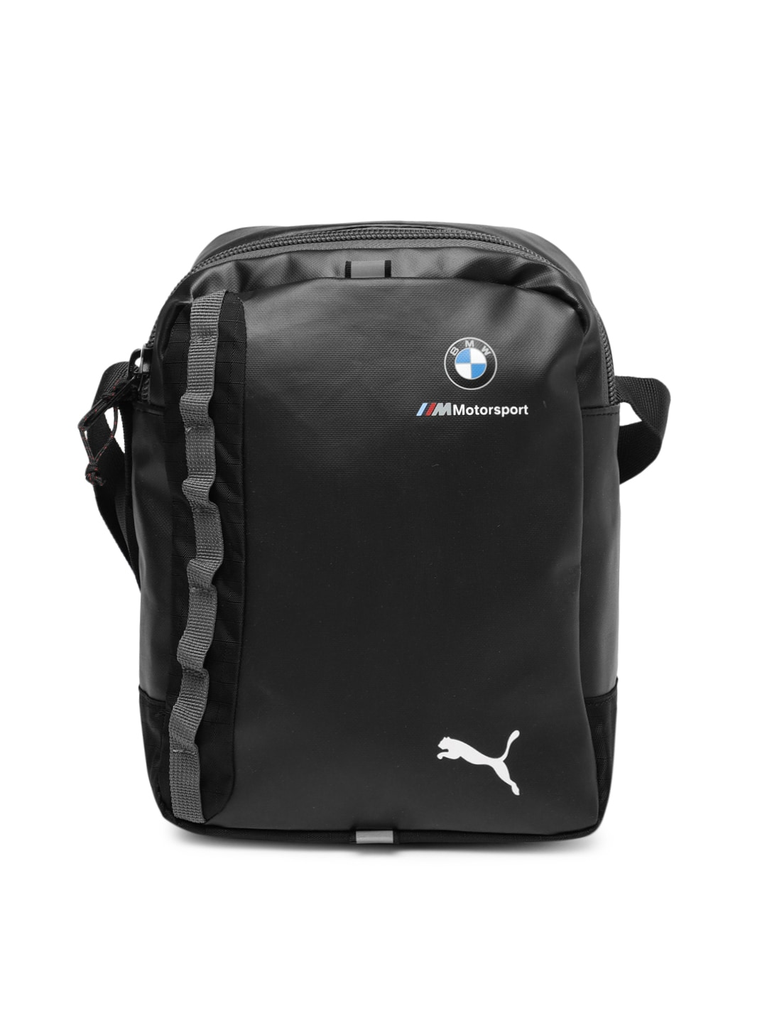 Solid Bag Black Messenger Puma Unisex rWxoCBed