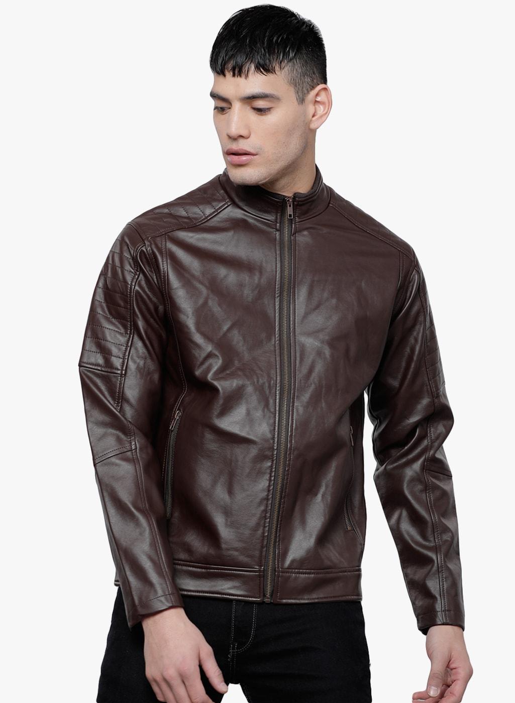 8e8fdc21f Men Winter Wear Leather Jackets - Buy Men Winter Wear Leather ...