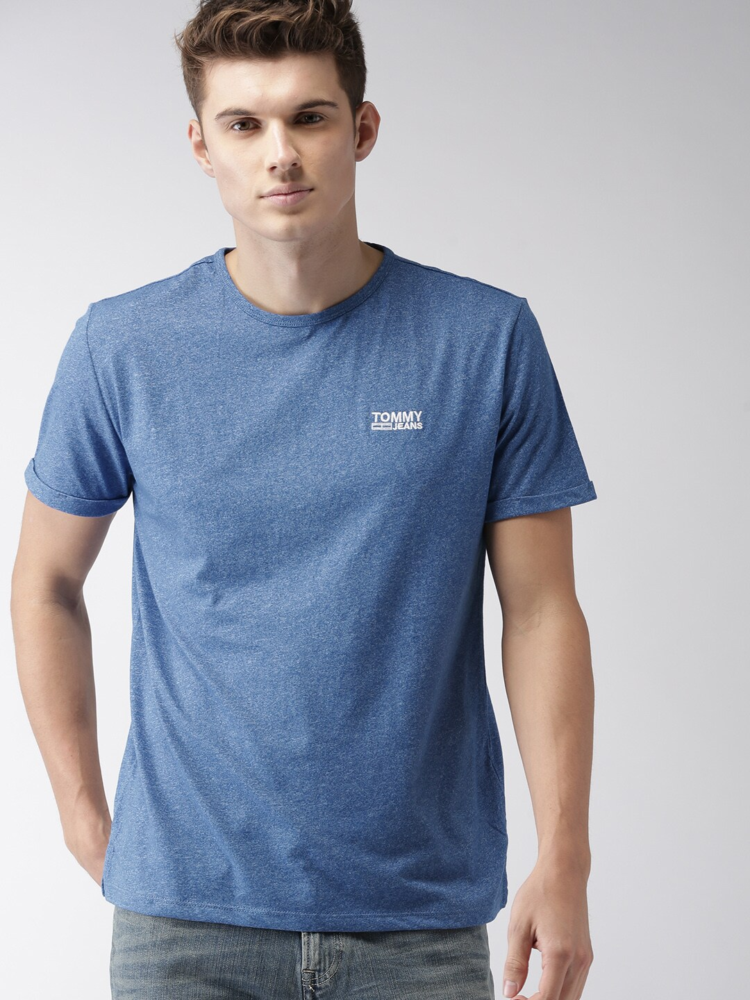 71b674a52204 Men Round Neck - Buy Men Round Neck online in India