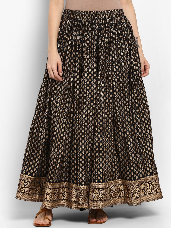 Fashion week Stylish long skirts for girls