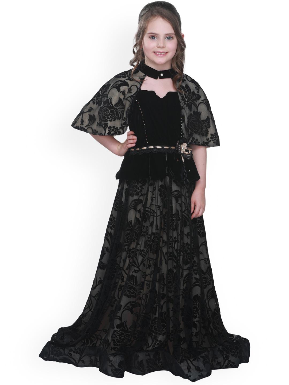 Girls Dresses Buy Frocks Gowns For Girls Online Myntra