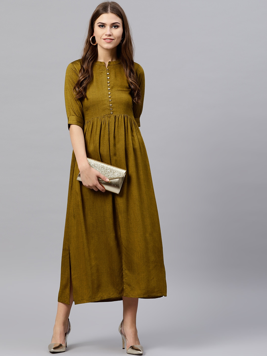 15930c998e9a Long Dresses - Buy Maxi Dresses for Women Online in India - Upto 70% OFF