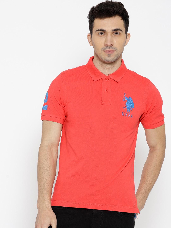 54d4490dc ... good polo t shirts for men buy mens polo t shirt online myntra 43615  31b98