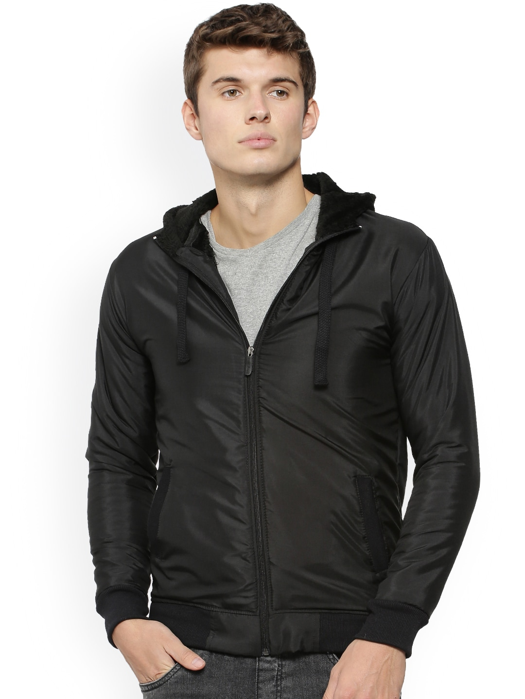 Hooded Jacket - Buy Hooded Jacket online in India b7abd4397f6b