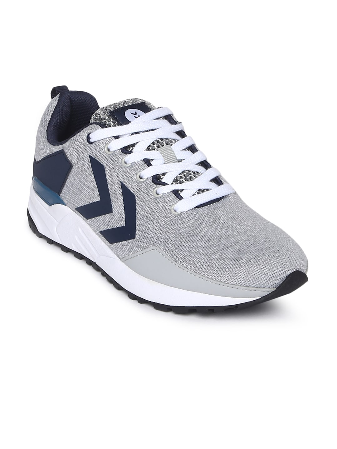 41d9e1be4169 hummel Unisex Grey Aero PR Running Shoes