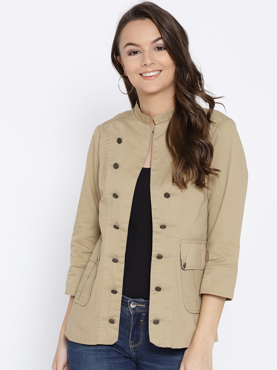 f7989c844b73 Jackets for Women - Buy Casual Leather Jackets for Women Online